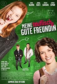 Meine teuflisch gute Freundin (2018) cover