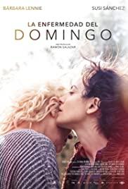 La enfermedad del domingo (2018) cover