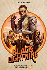 Black Lightning (2018) cover