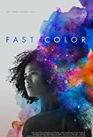 Fast Color (2018) cover