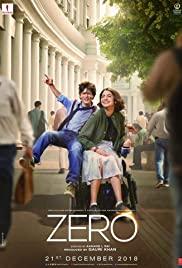Zero 2018 poster
