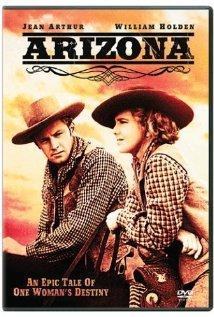 Arizona (1940) cover