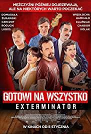 Gotowi na wszystko. Exterminator (2018) cover