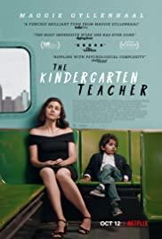 The Kindergarten Teacher (2018) cover