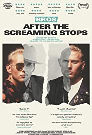 After the Screaming Stops 2018 poster