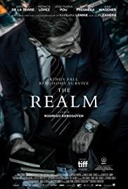 El reino (2018) cover