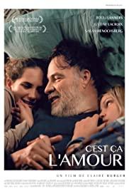 C'est ça l'amour 2018 poster