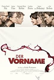 Der Vorname (2018) cover