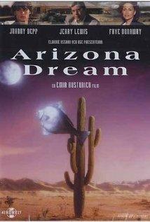 Arizona Dream (1992) cover