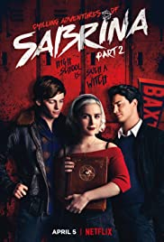 Chilling Adventures of Sabrina (2018) cover