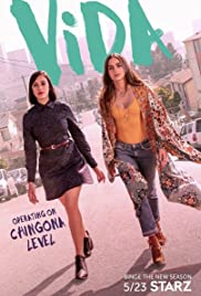 Vida (2018) cover