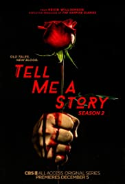 Tell Me a Story (2018) cover