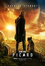 Star Trek: Picard (2020) cover