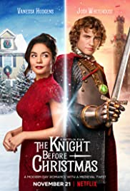 The Knight Before Christmas (2019) cover