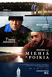 Miehiä ja poikia (2019) cover
