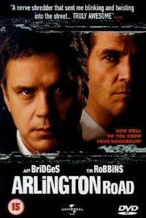 Arlington Road (1999) cover