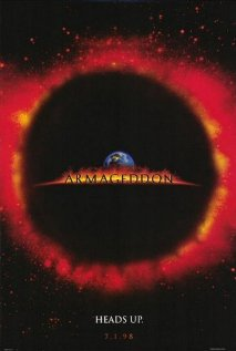 Armageddon (1998) cover