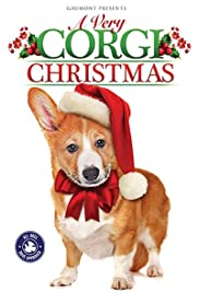 A Very Corgi Christmas 2019 poster