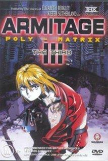 Armitage III (1995) cover