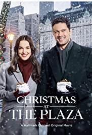 Christmas at the Plaza 2019 poster