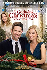 A Godwink Christmas: Meant for Love (2019) cover