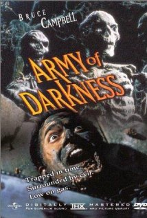 Army of Darkness (1992) cover