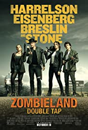 Zombieland: Double Tap (2019) cover