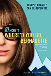 Where'd You Go, Bernadette (2019) cover