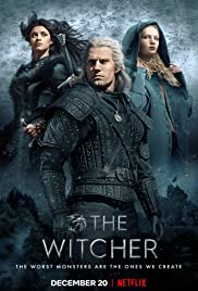The Witcher (2019) cover