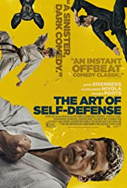 The Art of Self-Defense (2019) cover