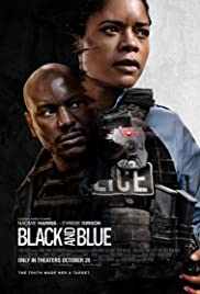 Black and Blue 2019 poster