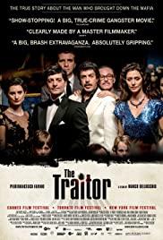 Il traditore (2019) cover