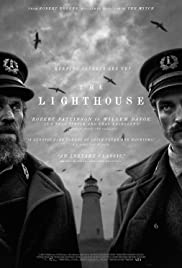 The Lighthouse (2019) cover
