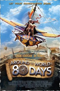 Around the World in 80 Days (2004) cover