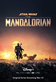 The Mandalorian (2019) cover