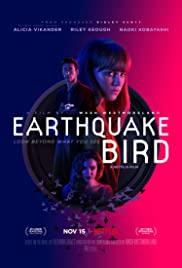 Earthquake Bird (2019) cover