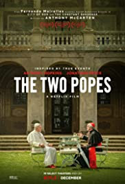 The Two Popes (2019) cover