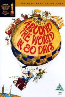 Around the World in Eighty Days (1956) cover