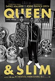 Queen & Slim (2019) cover