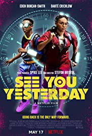 See You Yesterday (2019) cover