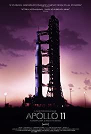 Apollo 11 (2019) cover