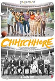 Chhichhore (2019) cover