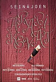 Seinäjoen arabikevät (2019) cover