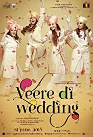 Veere Di Wedding 2018 poster