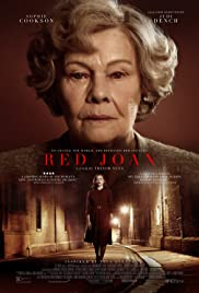 Red Joan (2018) cover