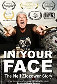 In Your Face: The Neil Zlozower Story (2018) cover