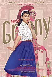 Miss Granny (2018) cover