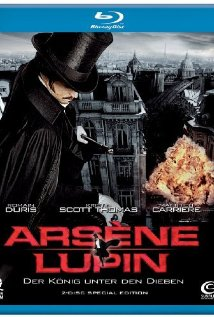 Arsène Lupin (2004) cover