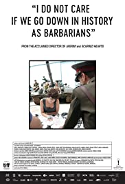 Îmi este indiferent daca în istorie vom intra ca barbari (2018) cover