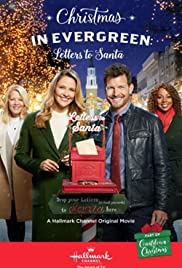 Christmas in Evergreen: Letters to Santa (2018) cover